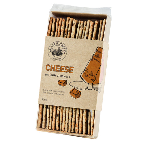 VPC Cheese Artisan Crackers