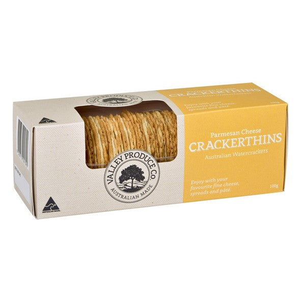 VPC Parmesan Cheese Crackerthins