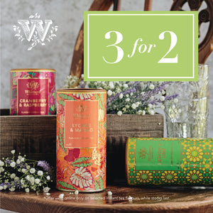 Instant Tea, Buy 3 for 2
