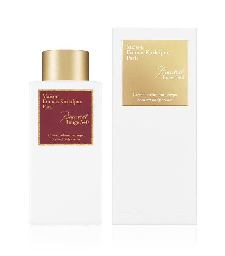 Baccarat Rouge 540 Scented Body Cream