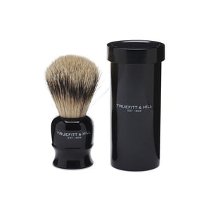 Tube Traveller Shaving Brush