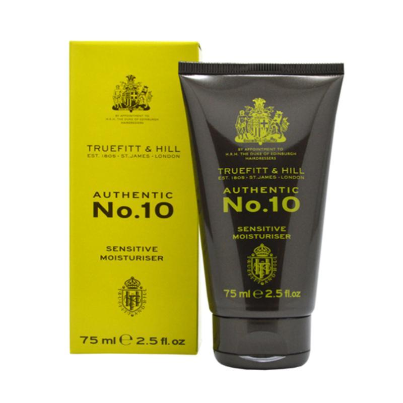 No. 10 Sensitive Moisturiser