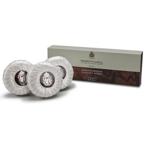 Sandalwood Luxury Triple Soap
