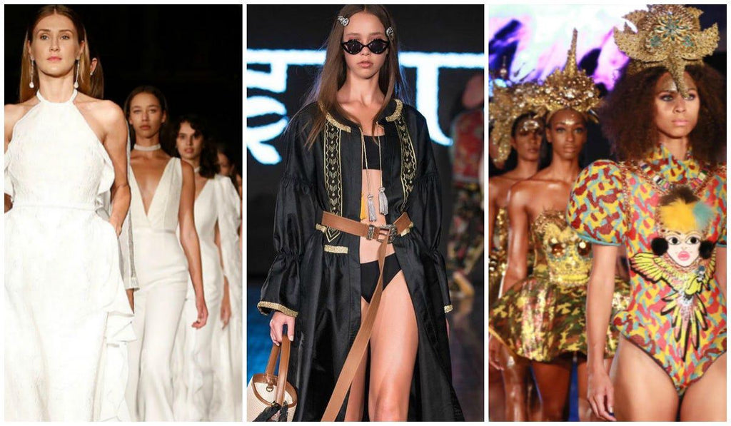 Inside LAFW Spring 2018 With NuMe