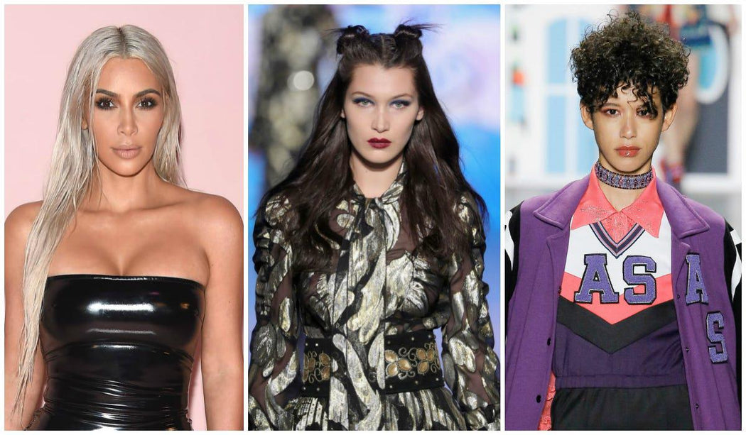 6 NYFW Spring 2018 Hairstyles To Die For