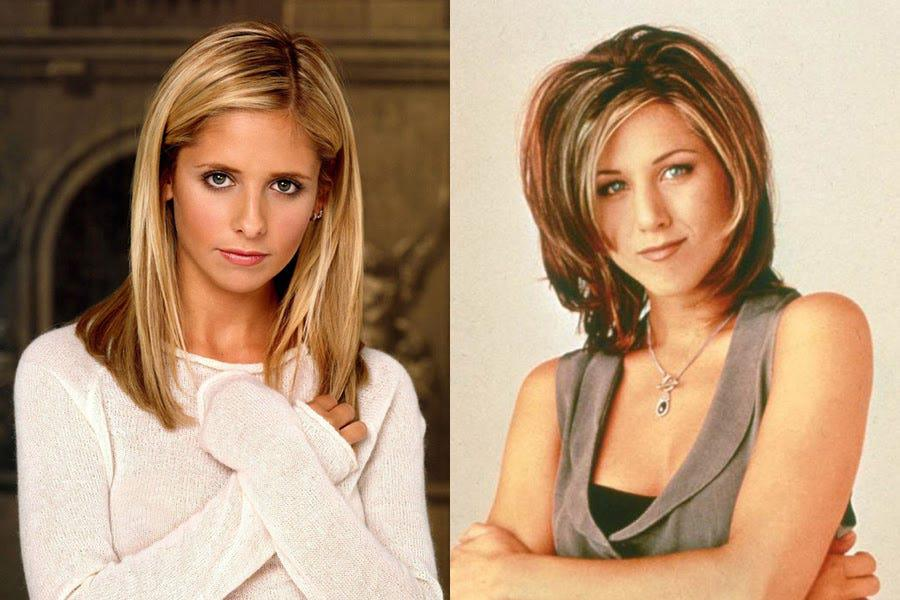 5 Iconic Hairstyles Inspired by Your Favorite TV Show Characters | Best Flat Iron 2019