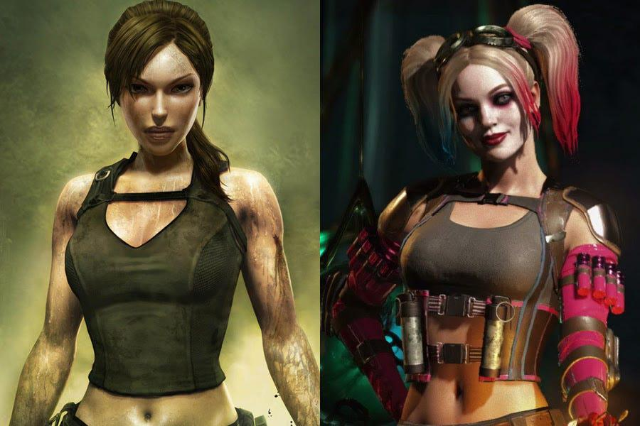 Got Game?: Celebrate Video Games Day with Hairstyles from These Iconic Female Characters