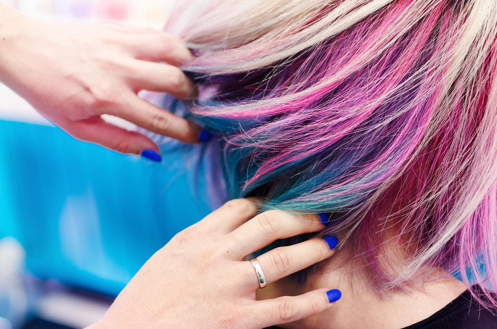 Bleach Please! The Best Way to Add Some Color to Your Hair With A Few Simple Steps