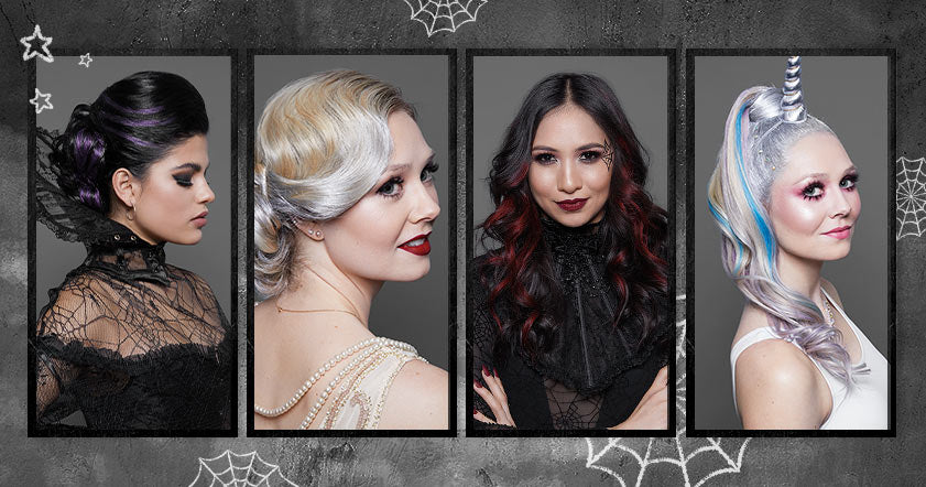 Tricks for Treats: Top 5 Halloween Hairstyles to Match Your Epic Costume | Best Hair Tools 2019