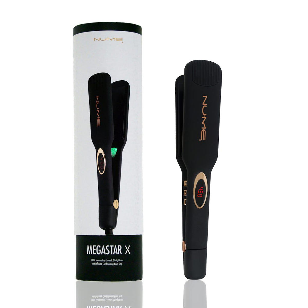 The Megastar X: The Revolutionary Straightener To Get the Salon Look At Home