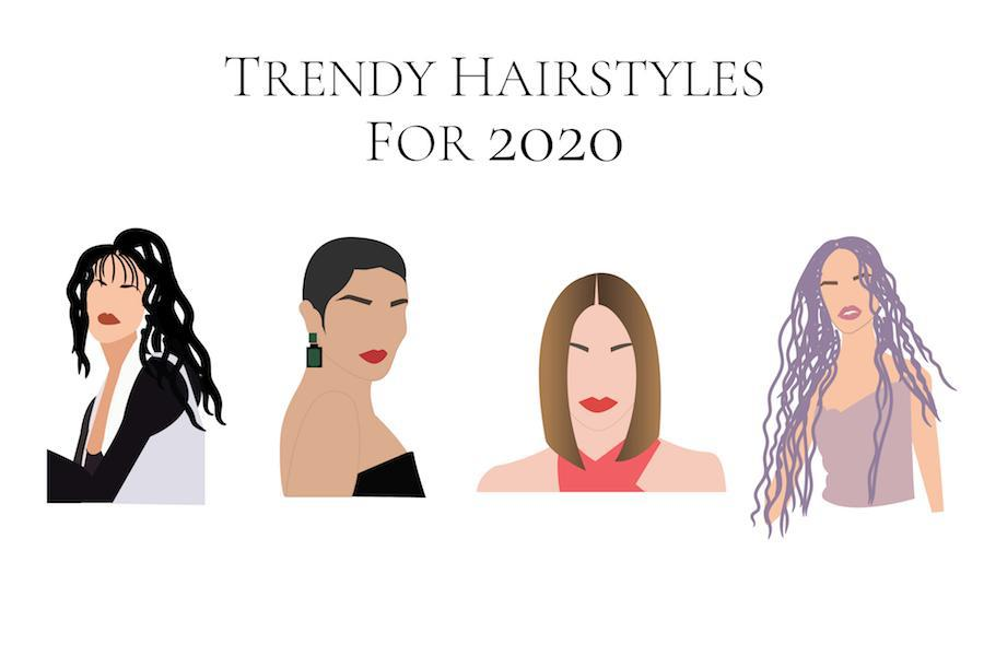 New Year, New You: Trendy Hairstyles We're Obsessing Over in 2020