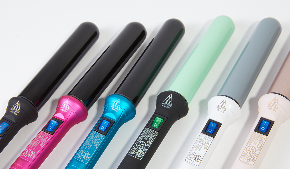 NuMe Curling Wands