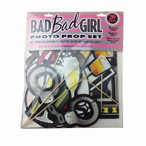 Shop Bad Girl Photo Prop Set, All Bout Boobies Adult Store