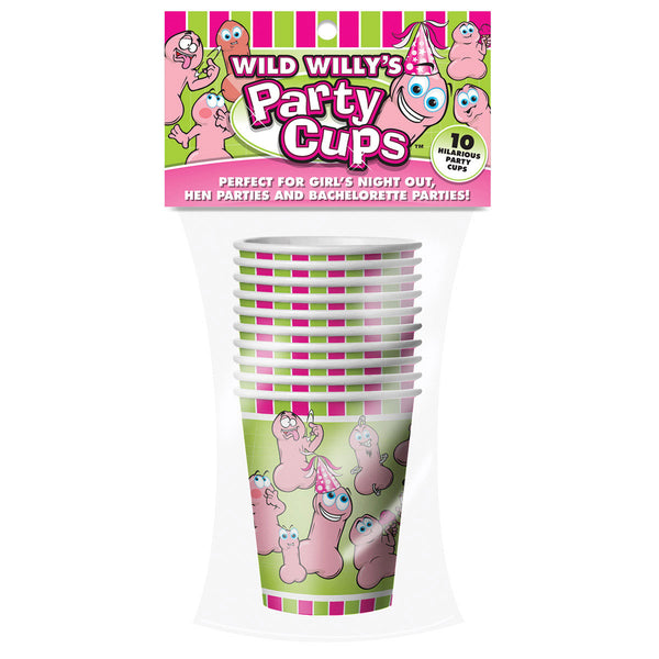 Shop Wild Willy Cups , All Bout Boobies Adult Store
