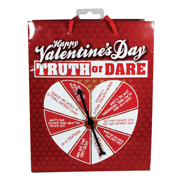 Shop Truth or Dare Spinner Gift Bag, All Bout Boobies Adult Store