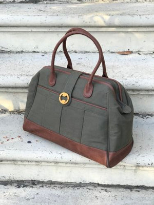 Cassia Weekender Bag - All Bout Boobies