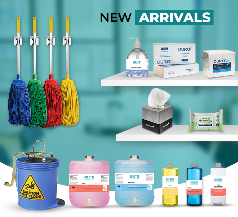 Bulk Cleaning Products