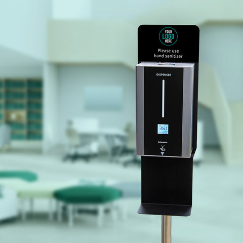 Temperature Measuring Dispenser