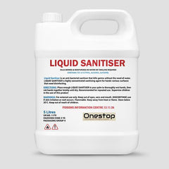 Touch Less Hand Sanitiser Machine with Sanitiser