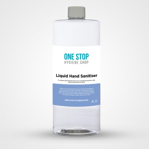 Hand Sanitiser Liquid