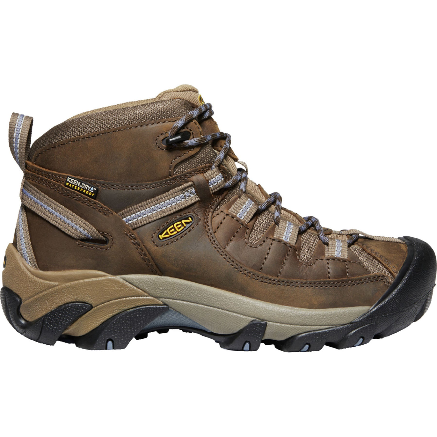 keen targhee II mid, side view