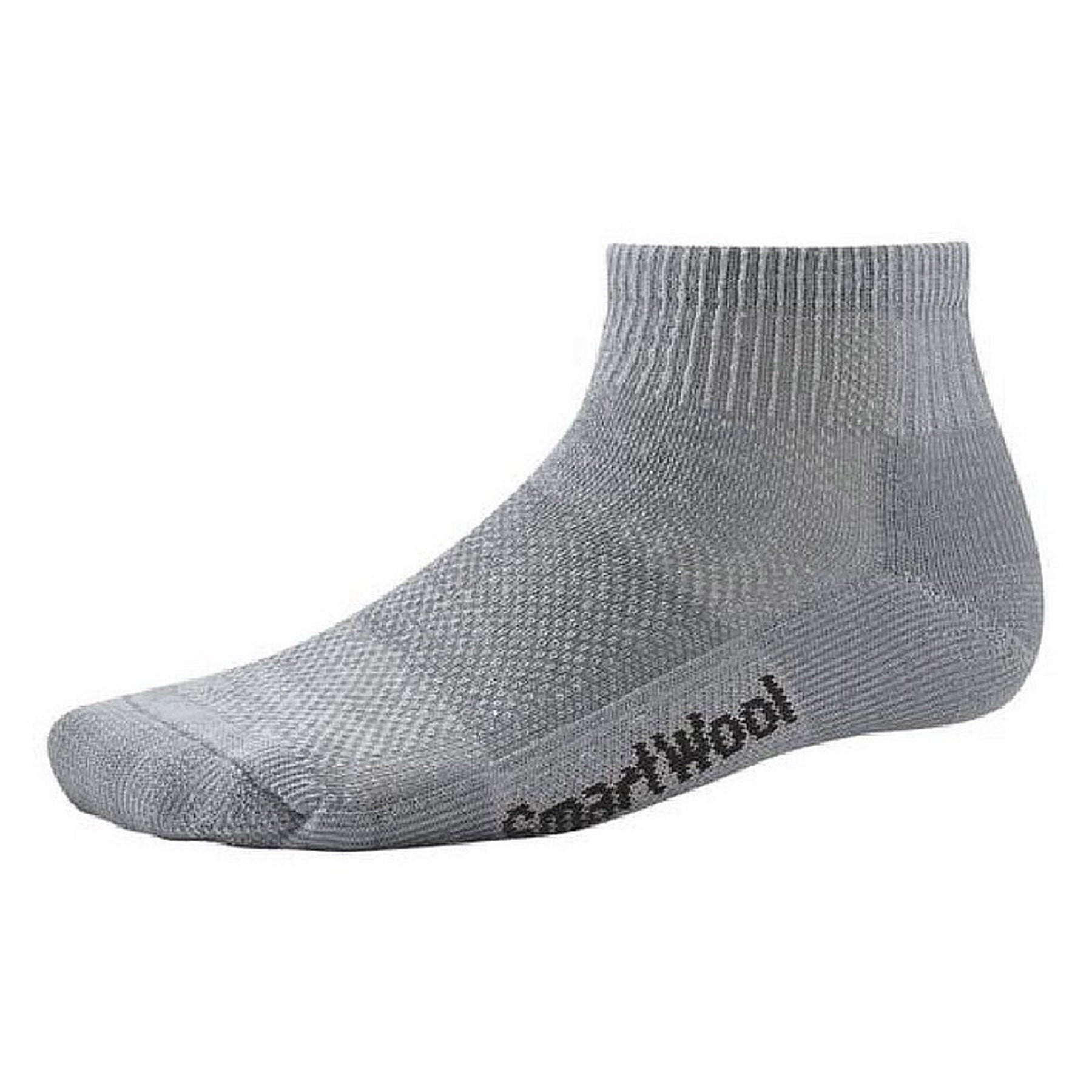 the sock in gray