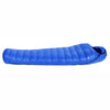 ANTELOPE MF SLEEPING BAG FULLY ZIPPED IN BLUE