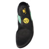 la sportiva womens' miura lace-up climbing shoes, sole view