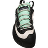 la sportiva womens' miura lace-up climbing shoes, front view