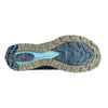 SOLE OF JACKAL RUNNING SHOE. SHOWS VIBRAM RUBBER