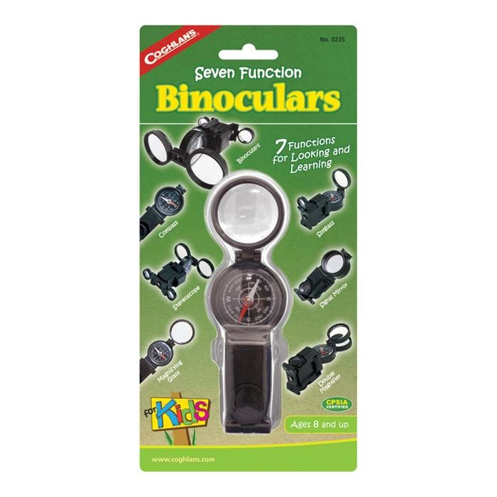 seven function binoculars for kids