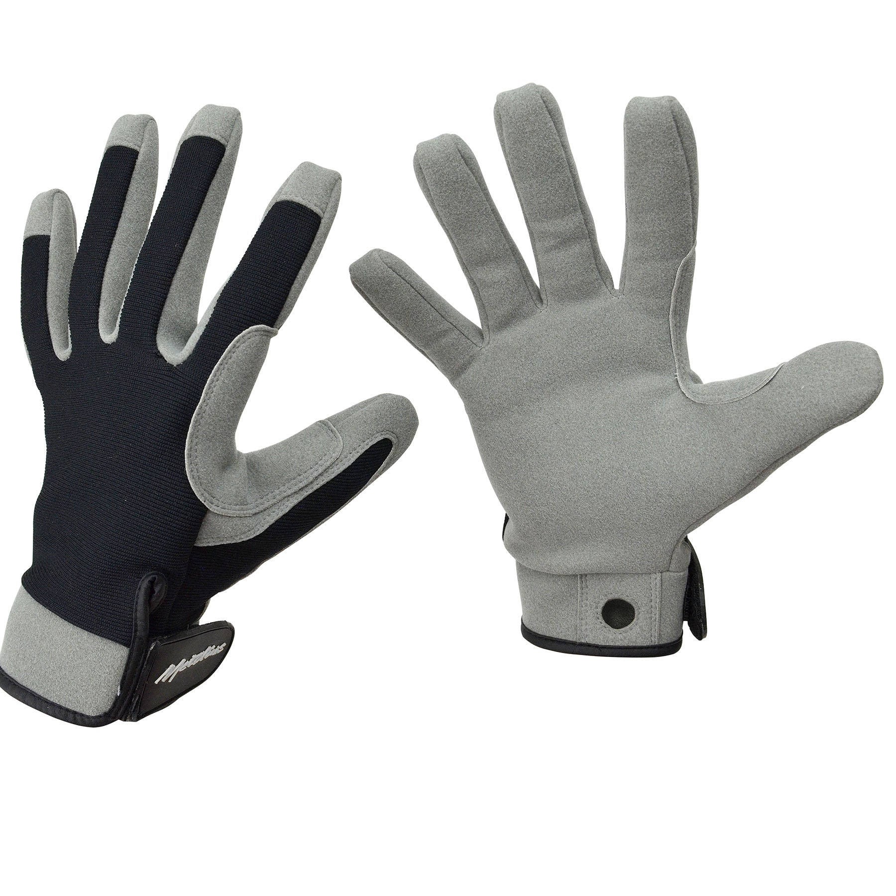 A photo of the metolius belay slave glove
