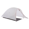 The big agnes fly creek HV UL1 Solution Dye tent in fast pitch mode, fly only no tent body