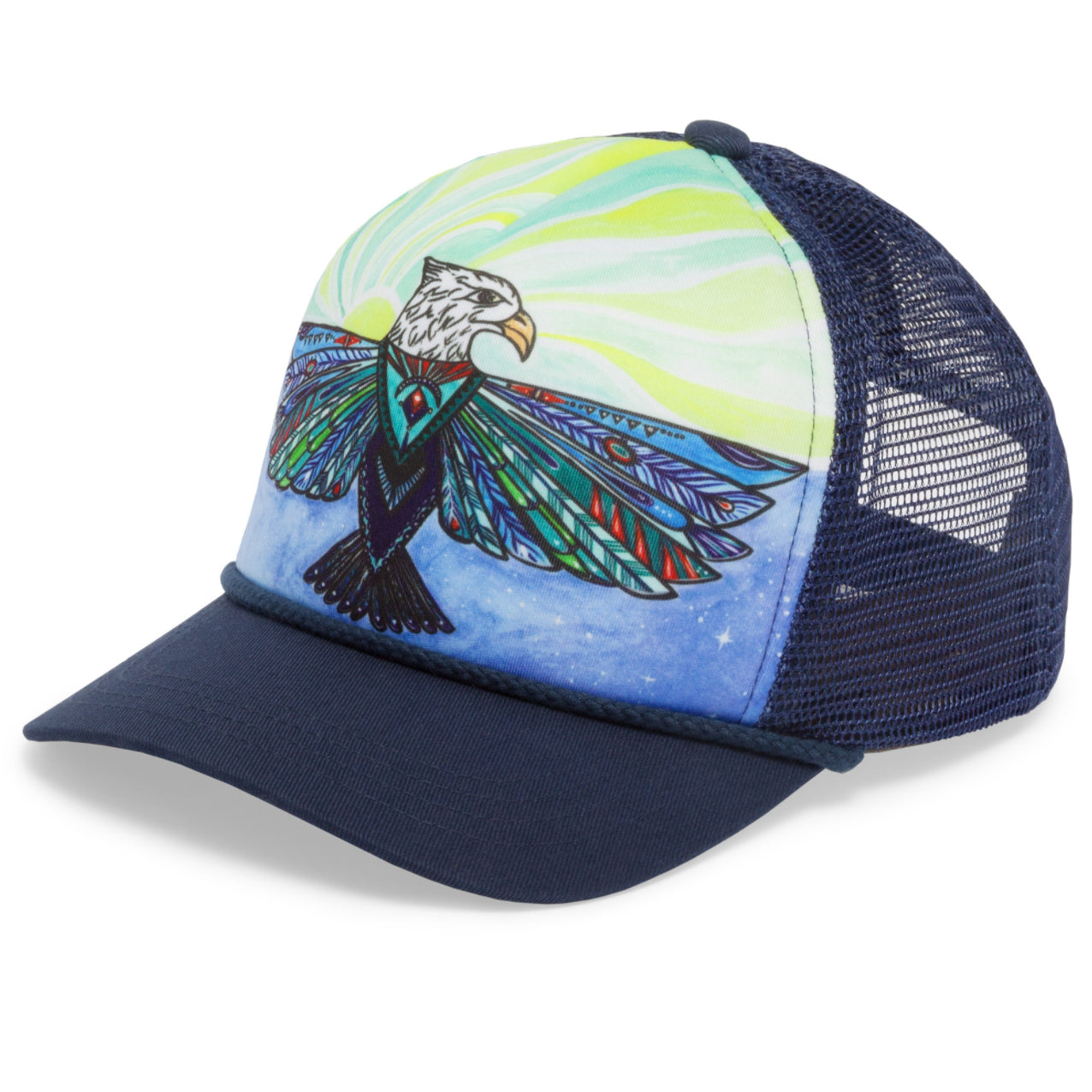 sunday afternoons kids' soaring sun cooling trucker