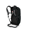 osprey skarab 18 in black, back view