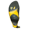 la sportiva mens' skwama climbing shoe, sole view