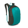 ultralight stuff pack in teal