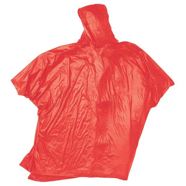vinyl poncho, assorted colors