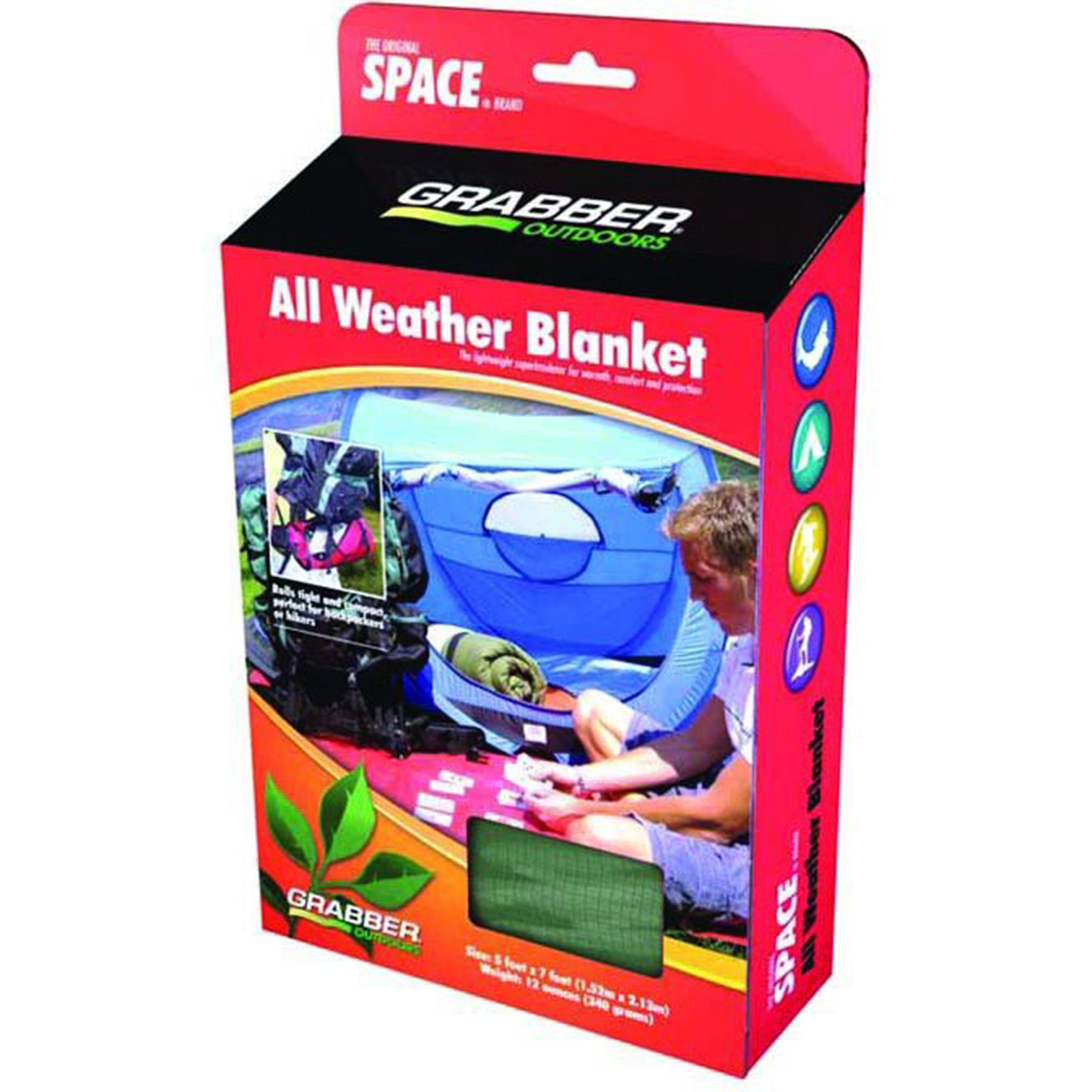all weather space blanket