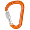 a photo of the petzl atache locking carabiner