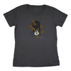 women's bird watcher print