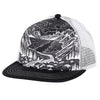 the black mountain trucker hat