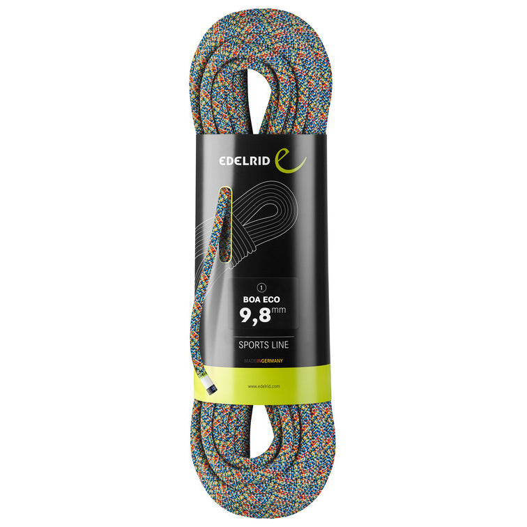edelrid boa eco 9.8mm 70m rope