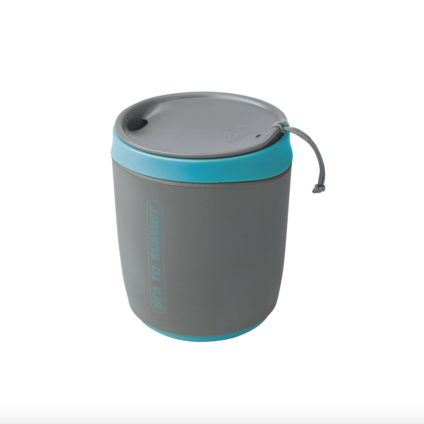 sea to summit delta insulated mug in blue