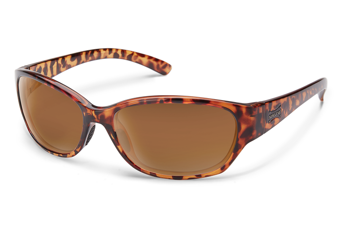 suncloud duet tortoise with brown lenses