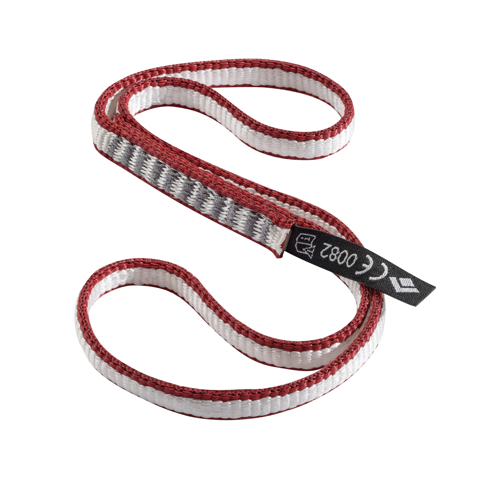 a photo of a black diamond 10mm dynex runner in the 30 cm red size