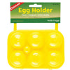 6-egg carrier, plastic