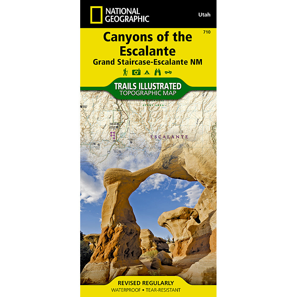national geographic canyons of the escalante