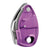 the petzl grigri plus +, in purple