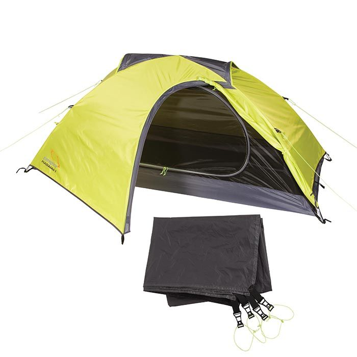 radama 1 person tent with footprint